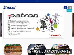 Miniaturka mobilex.pl (Wózki inwalidzkie i sprzęt dla niepełnosprawnych)