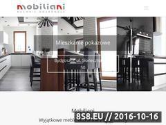 Miniaturka domeny www.mobiliani.pl