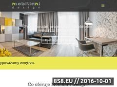 Miniaturka domeny mobilianidesign.pl