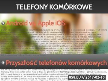 Zrzut strony Mobilniej.com.pl
