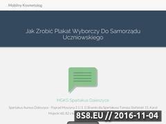 Miniaturka domeny mobilny-kosmetolog.com.pl