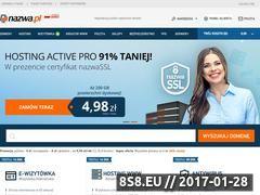 Miniaturka domeny www.mocno.com.pl