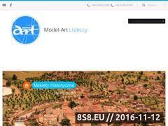 Miniaturka www.model-art.com.pl (Makiety architektoniczne, makiety edukacyjne i makiety multimedia)
