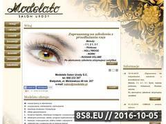 Miniaturka domeny modelato.pl