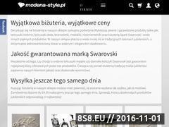 Miniaturka domeny modena-style.pl