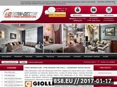 Miniaturka domeny modern-decor.pl