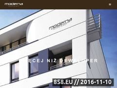 Miniaturka domeny moderna-investment.pl