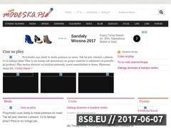 Miniaturka domeny modeska.pl