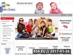 Miniaturka domeny www.modne-dziecko.pl