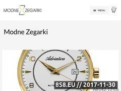 Miniaturka modne-zegarki.eu (Modne zegarki)