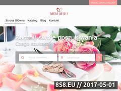 Miniaturka domeny modnewesele.com