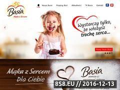 Miniaturka domeny www.mojabasia.pl