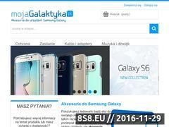 Miniaturka mojagalaktyka.pl (Obudowy do Samsung Galaxy)