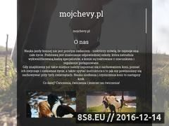 Miniaturka domeny mojchevy.pl