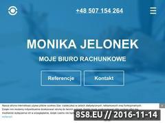 Miniaturka moje-biuro.com (Biuro rachunkowe)