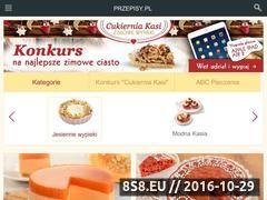 Miniaturka domeny www.mojeciasto.pl