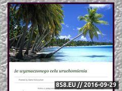 Miniaturka domeny www.mojekije.pl