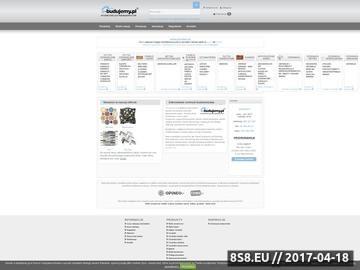 Zrzut strony Moje Płytki internetowy sklep z płytkami ceramicznymi