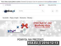 Miniaturka domeny www.mojesoczewki.pl