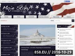 Miniaturka domeny www.mojestany.pl