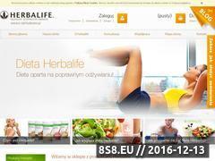 Miniaturka domeny www.mojezywienie.pl