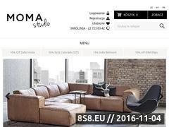 Miniaturka domeny www.momastudio.pl