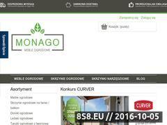 Miniaturka domeny monago.pl