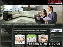 Miniaturka domeny monder.pl
