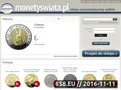 Miniaturka domeny www.monetyswiata.pl