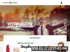 Miniaturka domeny money2money.pl