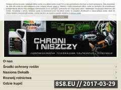 Miniaturka domeny www.monsanto.pl