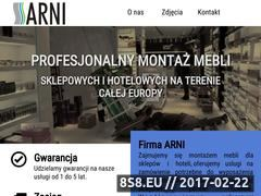 Miniaturka domeny www.montazmebliarni.pl