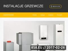 Miniaturka domeny www.montazogrzewania.pl