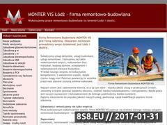 Miniaturka domeny www.montervis.pl
