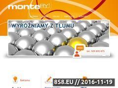 Miniaturka domeny montery.pl