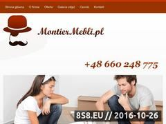 Miniaturka domeny montiermebli.pl