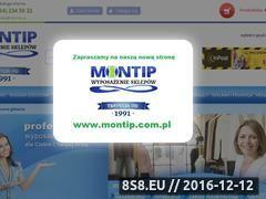 Miniaturka domeny www.montip.pl