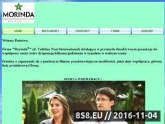 Miniaturka domeny morbio.pl
