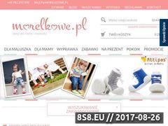 Miniaturka morelkowe.pl (Oferujemy wybrane artykuły dla dzieci)