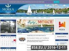 Miniaturka domeny www.morka-plock.pl