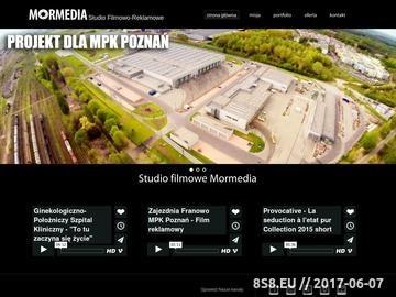 Zrzut strony Produkcja filmowa