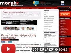 Miniaturka domeny morph.pl