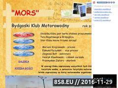 Miniaturka domeny www.morsb.republika.pl