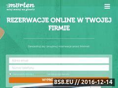 Miniaturka domeny www.morten.pl