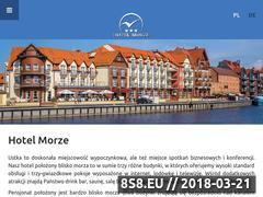 Miniaturka domeny www.morze-ustka.pl