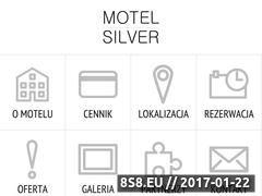 Miniaturka domeny www.motelsilver.pl
