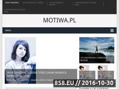 Miniaturka domeny www.motiwa.pl