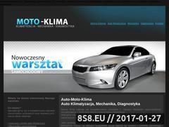 Miniaturka domeny www.moto-klima.pl