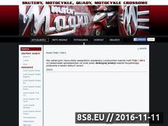 Miniaturka domeny www.moto-magnus.com.pl