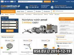 Miniaturka domeny www.motocentrum.pl